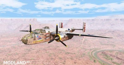 North American B-25 Mitchell v 5.2 [0.9.0]